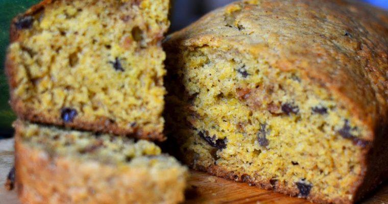 """Тыквенный """"хлеб"""" по """"muffin method"""""""
