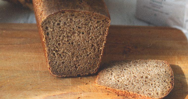 Хлеб дарницкий. На закваске