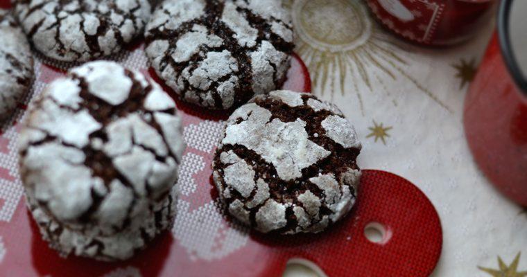 И ещё один вариант печенья с трещинками