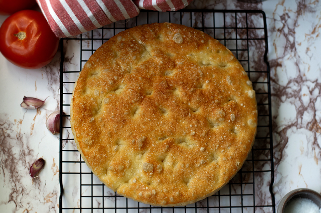 Хлеб фокачча рецепт